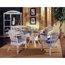 See Details - 1400 Bermuda Dining (WhiteWash)