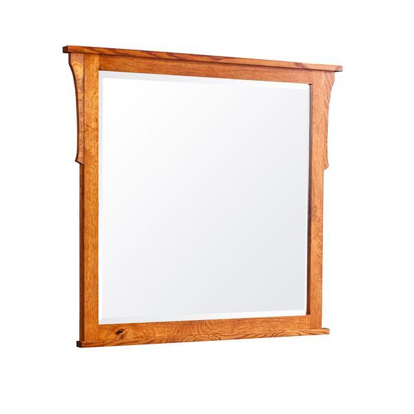 """San Miguel Dresser Mirror, 42 1/2""""w"""
