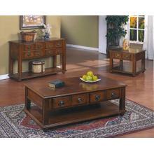 See Details - 6621 End Table Oak