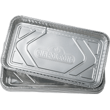 "Large Grease Drip Trays (14"" x 8"") Pack of 5 Pack of 5"