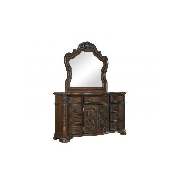 Royale Dresser/Mirror