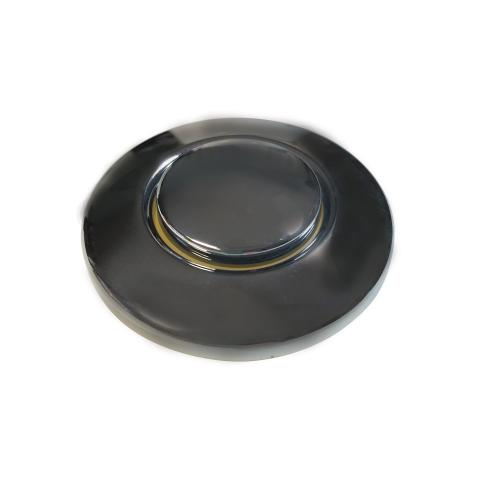Moen chrome disposal air switch button