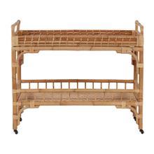 See Details - 5 O'Clock Bar Cart