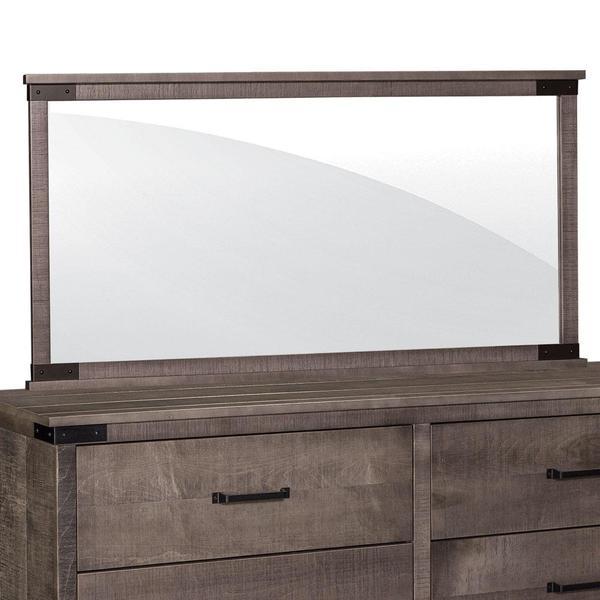 See Details - Montauk 8-Drawer Dresser Mirror, 50 'w x 26 'h