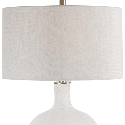 Whiteout Table Lamp