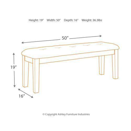 Flaybern Dining Bench