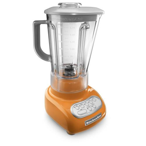 KitchenAid - KitchenAid® 5-Speed Blender with BPA-Free Pitcher - Tangerine