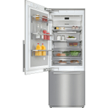 MieleMiele KF 2811 SF - MasterCool(TM) fridge-freezer with high-quality features and maximum storage space for exacting demands.