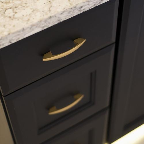 3 In. and 96mm Velocity Cabinet Pull