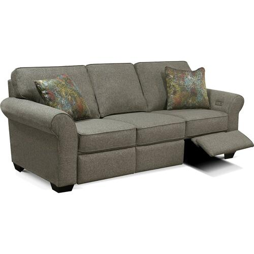 8H00-01 Wallace Sofa with Power Ottoman