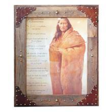 Native American Ten Commandmen