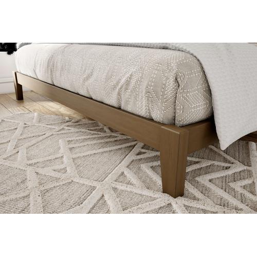 Signature Design By Ashley - Tannally King Platform Bed