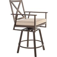 See Details - Swivel Counter Stool