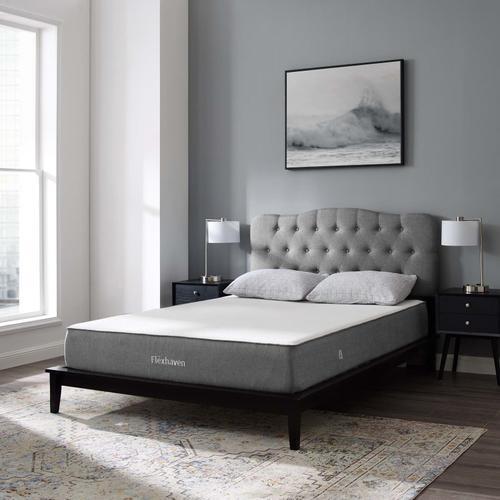 """Modway - Flexhaven 10"""" Queen Memory mattress"""