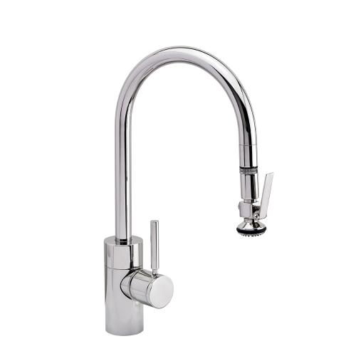 Contemporary PLP Pulldown Faucet - 5800 - Waterstone Luxury Kitchen Faucets