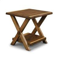 Forest Retreat End Table