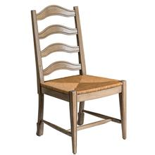 See Details - Napa Laddderback Side Chair (4 Rung) COL Seat