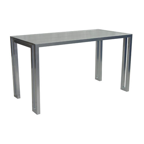 "Castelle - 60"" Icon Rectangular Bar Height Table"