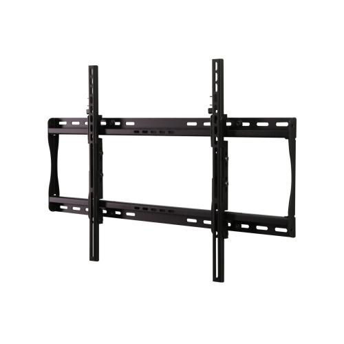 """SmartMountXT Universal Flat Wall Mount for 37"""" to 75"""" Displays - Secuirty-screws / Black"""