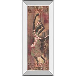 """""""Graceful Reflection Il"""" By Maria Donovan Mirror Framed Print Wall Art"""