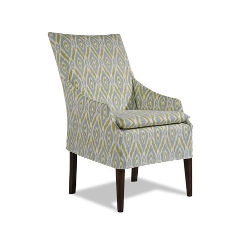 Taylor King - RENADAY MINI SLIPCOVERED CHAIR