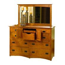 Prairie Home High Dresser