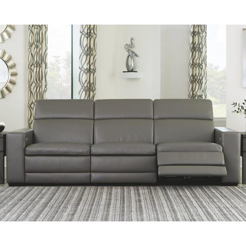 Texline 3-piece Power Reclining Sofa
