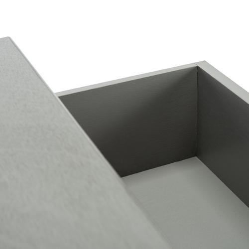 Safavieh - Landers 2 Drawer Console - Distressed Grey