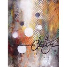 Modrest ADC3516 - Abstract Oil Painting
