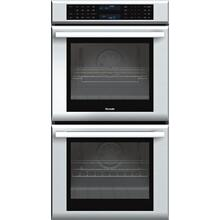 Masterpiece Series 27 inch Double Convection Wall Oven MED272ES - Stainless Steel