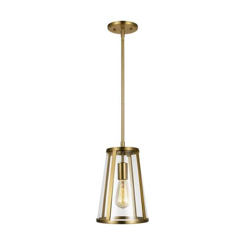 Harrow Mini Pendant Polished Nickel