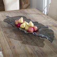 View Product - Smoked Leaf Tray