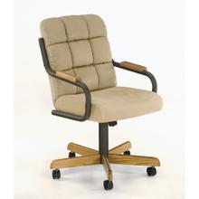 See Details - 2pk Swivel Tilt Chairs