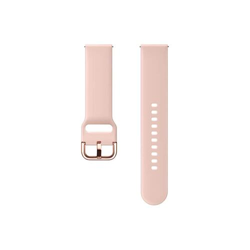 Fluoroelastomer Band (20mm) Pink