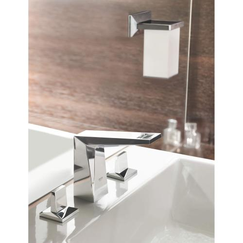 Product Image - Allure Brilliant Toothbrush Holder With Tumbler