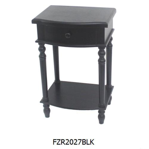 Product Image - BLACK SIDE TABLE