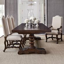 """View Product - Castilian Dining Table - 120"""""""