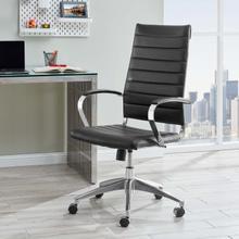 See Details - Jive Highback Office Chair in Black
