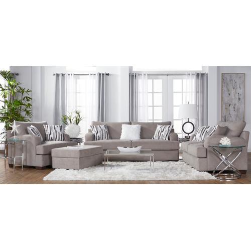 Hughes Furniture - 14100 Loveseat