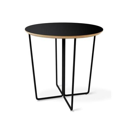 Array End Table Black