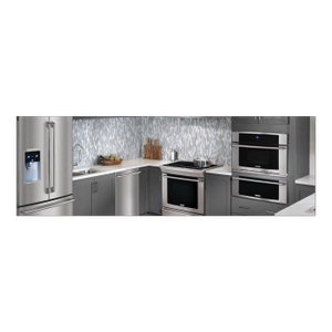 Electrolux - 30'' Built-In Convection Microwave Oven with Drop-Down Door