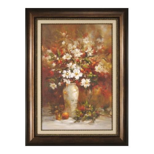 The Ashton Company - White Vase