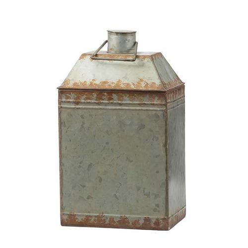 S/2 Metal Pots
