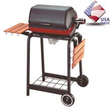 See Details - 9325 Deluxe Electric Cart Grill