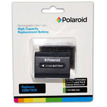 See Details - Polaroid High Capacity Sony FH70 Rechargeable Lithium Replacement Battery