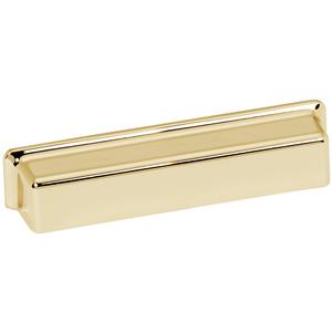 Millennium Cup Pull A952 - Polished Brass