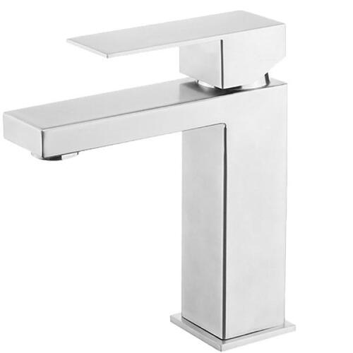 Trova Lav Faucet SQU w/ Drain Included Solid Brass Construction Flow Rate: 1.2GPM