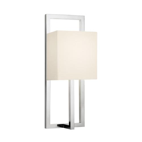 Sonneman - A Way of Light - Linea Tall Sconce [Color/Finish=Polished Nickel]