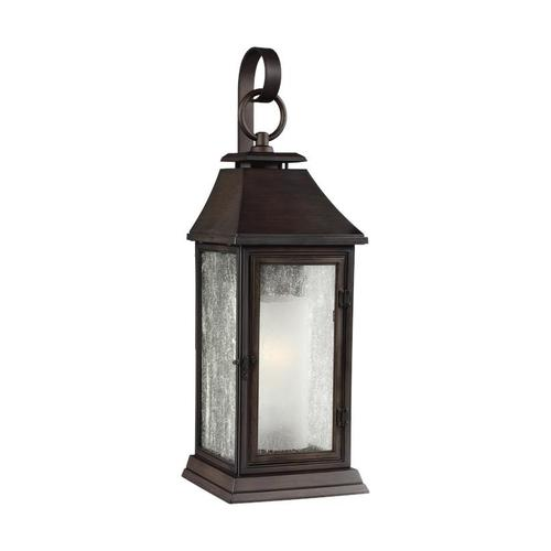 Shepherd Large Lantern Heritage Copper
