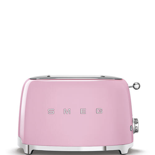 2x2 Slice Toaster, Pink
